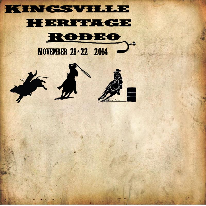 Kingsville Heritage Rodeo