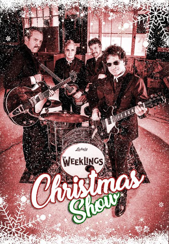 """The Weeklings"" Rockin' Holiday Show"