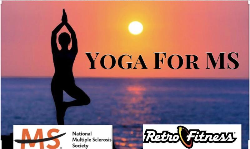 Yoga For Multiple Sclerosis Awareness