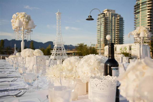 Fete en Blanc - The White Party