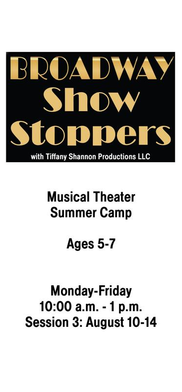 Broadway Show Stoppers Session 3