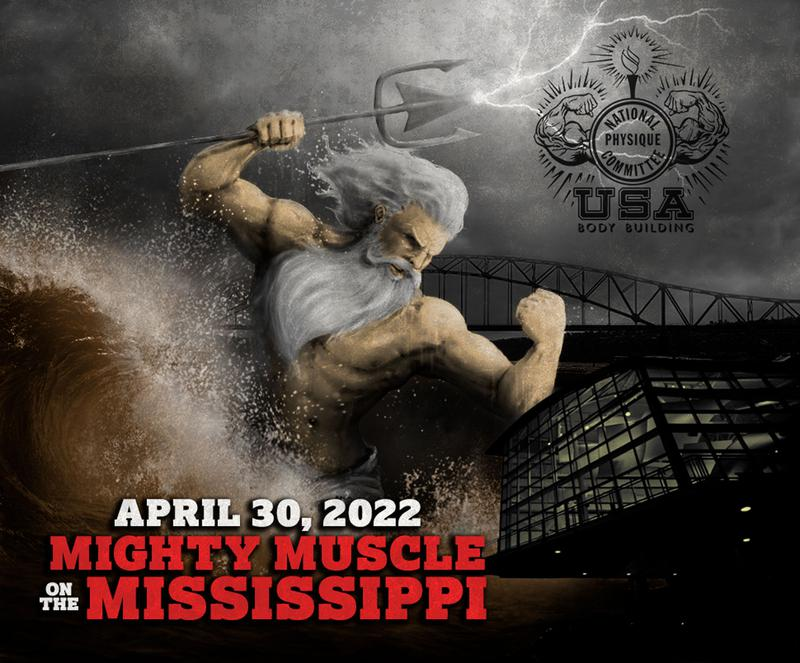 2022 NPC Mighty Muscle on the Mississippi