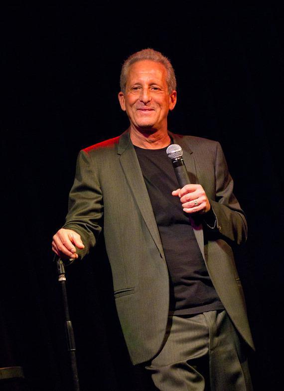 Comedian Bobby Slayton