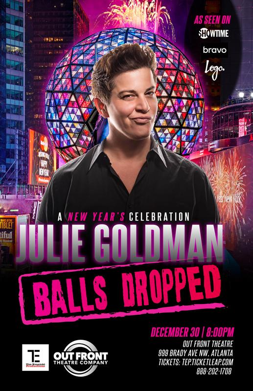 BALLS DROPPED: A New Year's Celebration with Julie Goldman