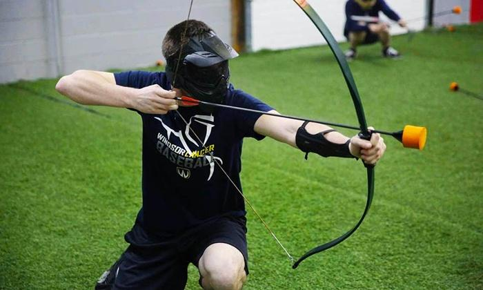 Free Archery Play Event sponsored by NBN Sports Academy