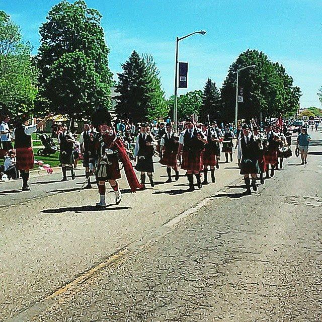 2018 Highland Festival Parade Participant Registration Fee