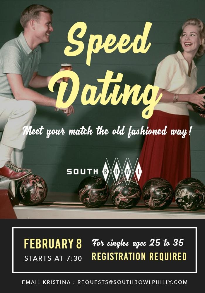 Speed dating media pa