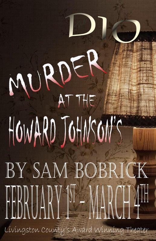 MURDER AT THE HOWARD JOHNSONS