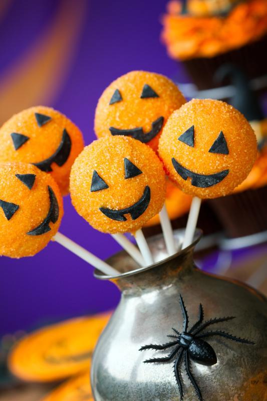 Mommy & Me: Spooky Treats