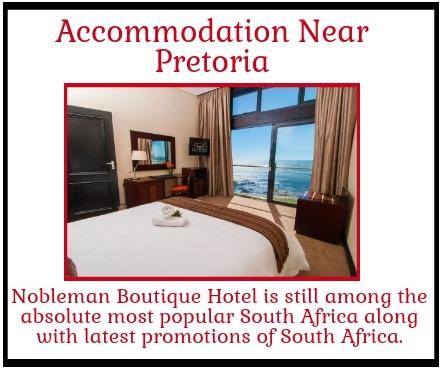 Luxury accommodation in Pretoria Are Researching New Dimension to Get Luxury