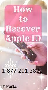 Apple account recovery