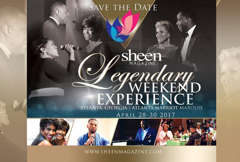 Sheen Magazine Presents: Legendary Weekend Black Tie Gala