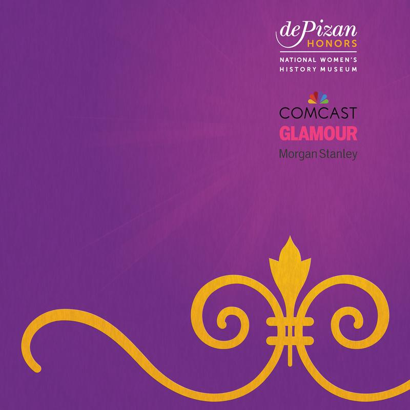 NWHM Presents The 2014 de Pizan Honors