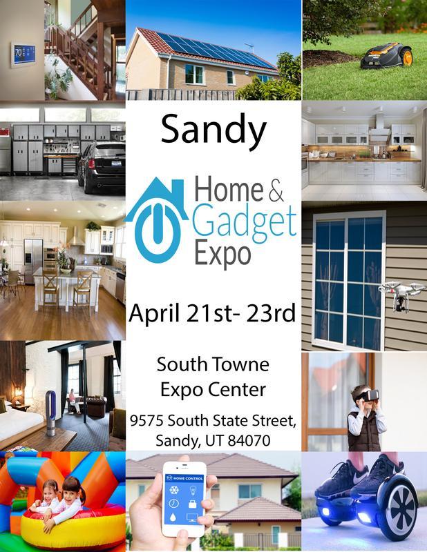 Home & Gadget Expo: Sandy, UT
