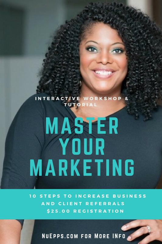 Master Your Marketing Workshop & Tutorial