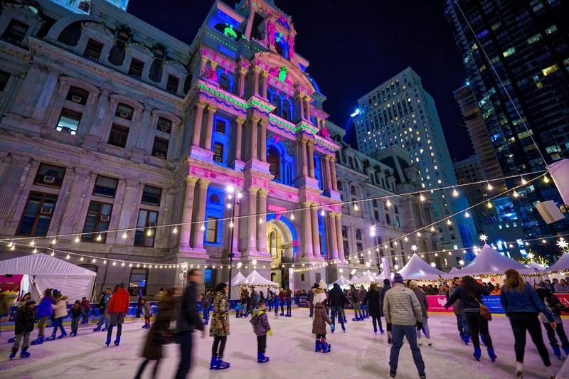 Holiday Lights Walk 2018