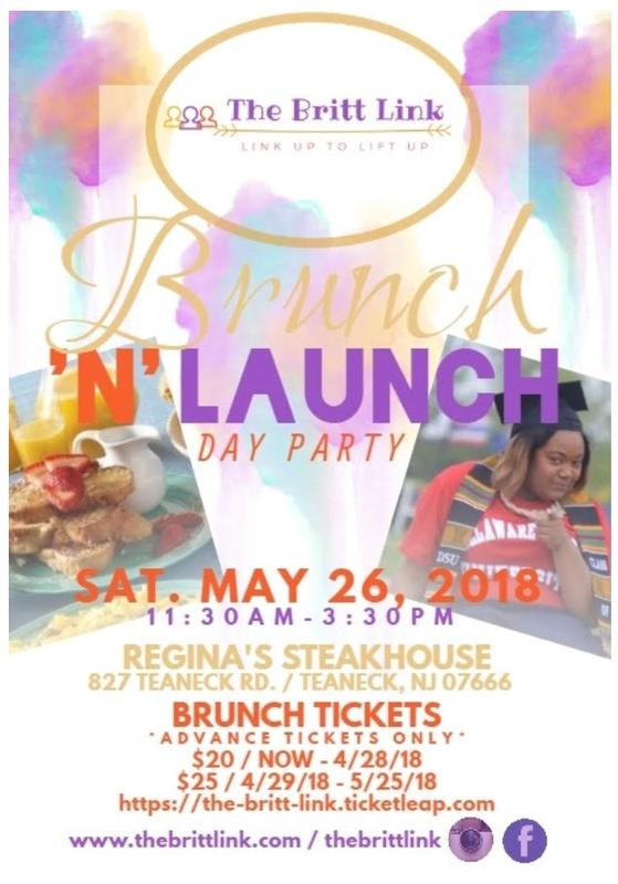 Brunch 'n' Launch Day Party of The Britt Link