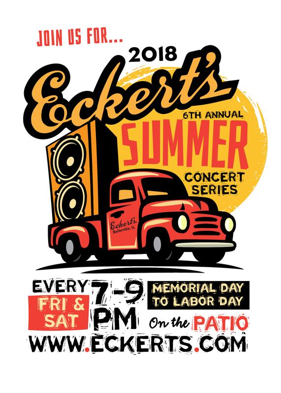 2018 Reserved VIP Seating for Summer Concert Series