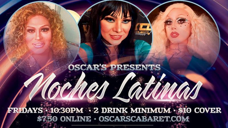 Noches Latinas Friday February 21