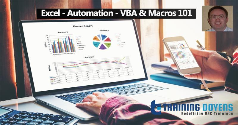 Excel - Automation - VBA & Macros 101