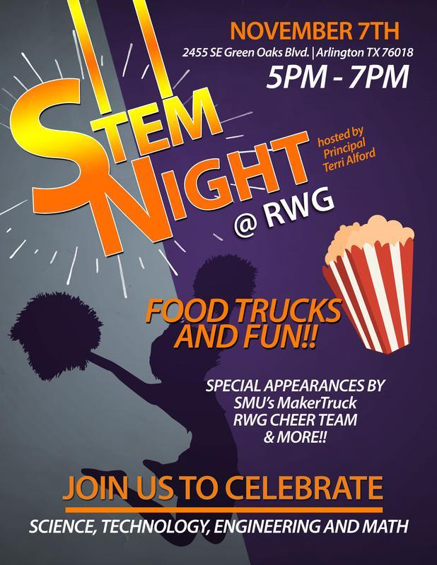 STEM NIGHT at RWG