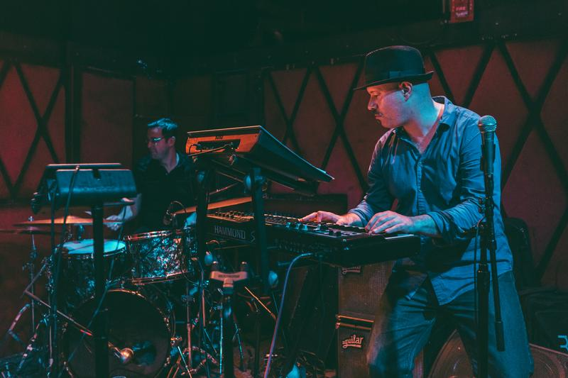 "Brian Charette's ""Kürrent"": Circuit Bent Organ Duo"