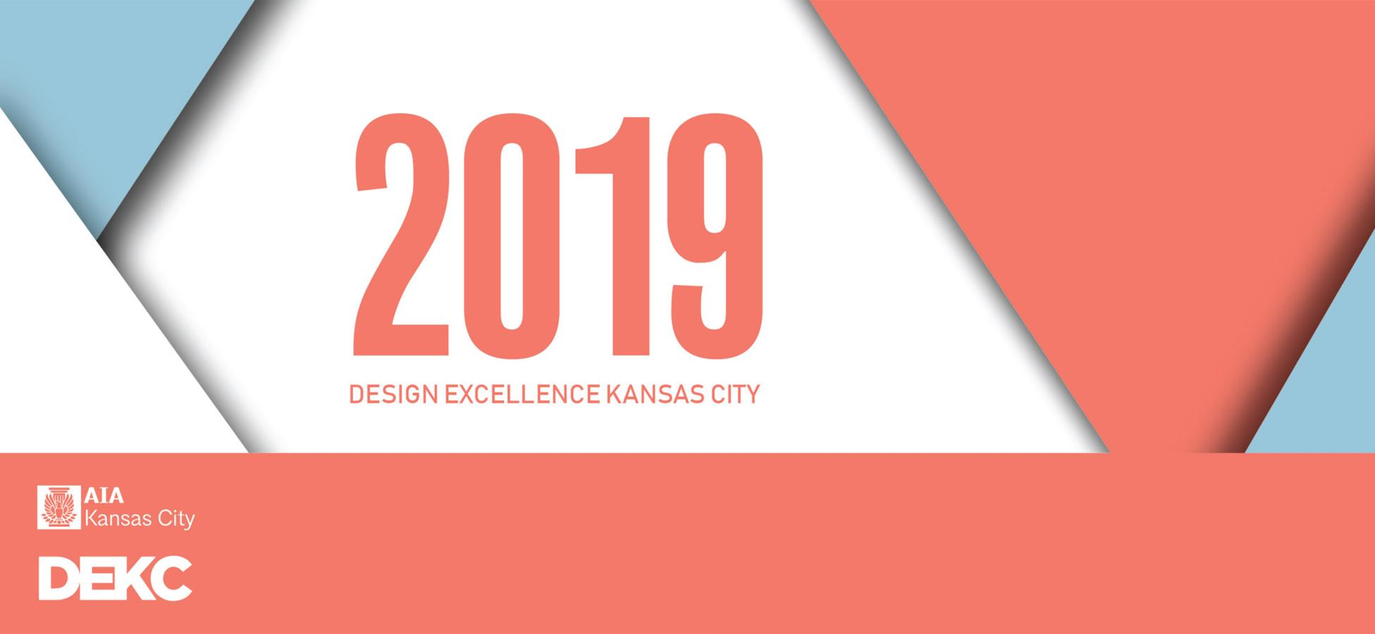 2019 Design Excellence Awards