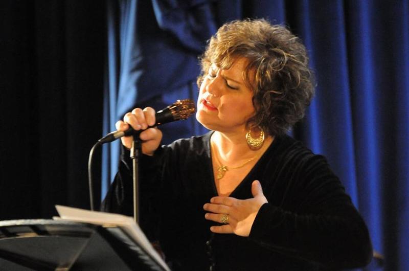 Gina Gedler w/ The Soya Vista Jazz Orchestra
