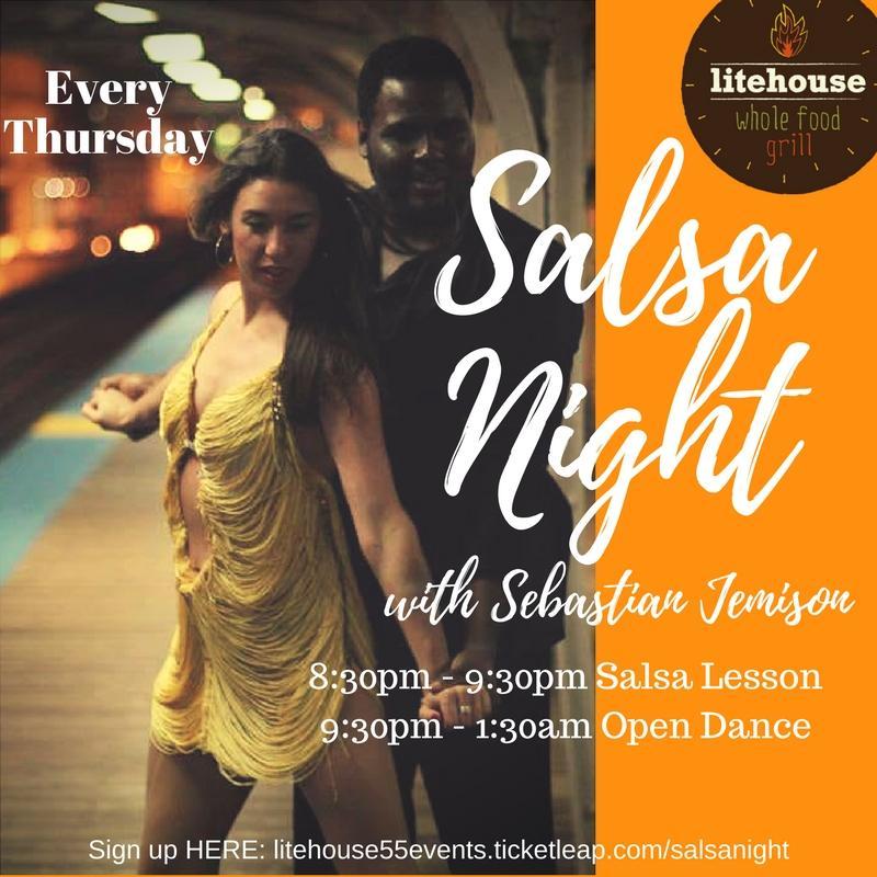 Salsa Nights at Litehouse