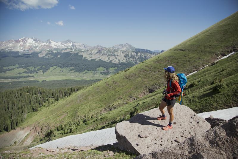 High Camp Hut Summit: Conservation