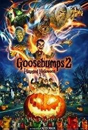 Goosebumps 2: Haunted Halloween & Hotel Transylvania 3: Summer Vacation
