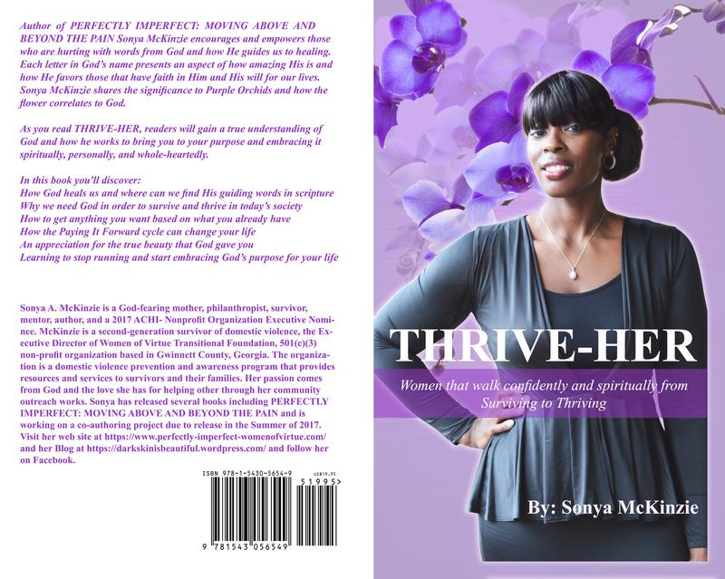 She's a ThriveHer: Book Launch & Fundraiser