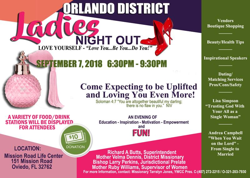 """""""Ladies Night Out"""""""