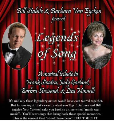 CONCERT- NEW YEAR'S EVE - LEGENDS OF SONG
