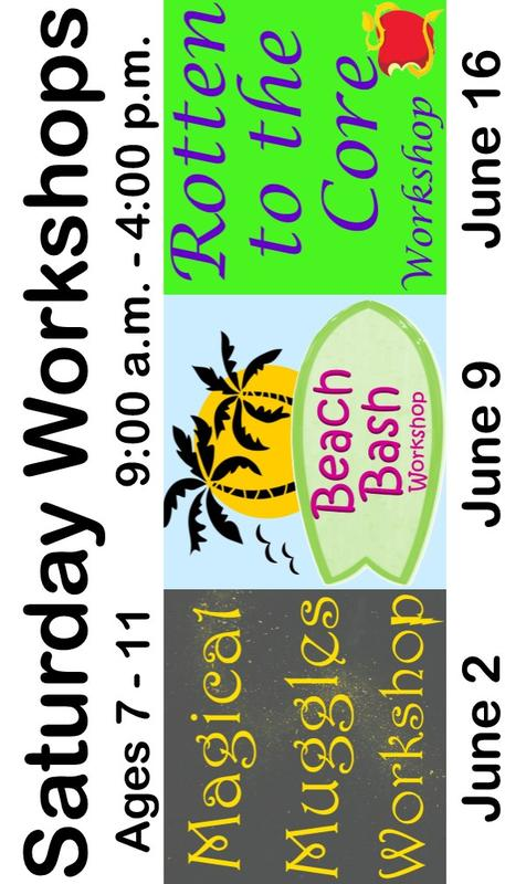 Saturday Workshops