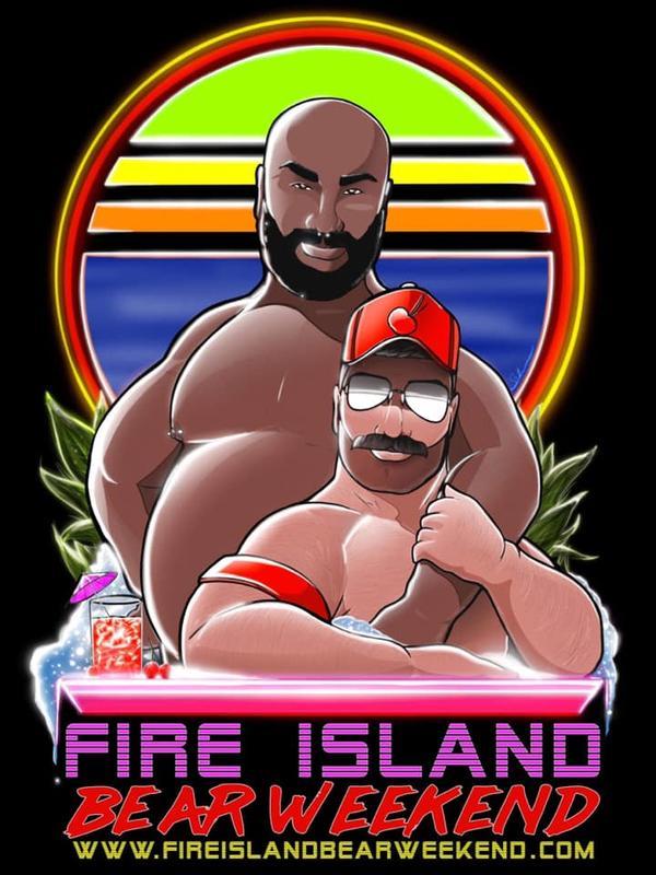 Fire Island Bear Weekend 2020
