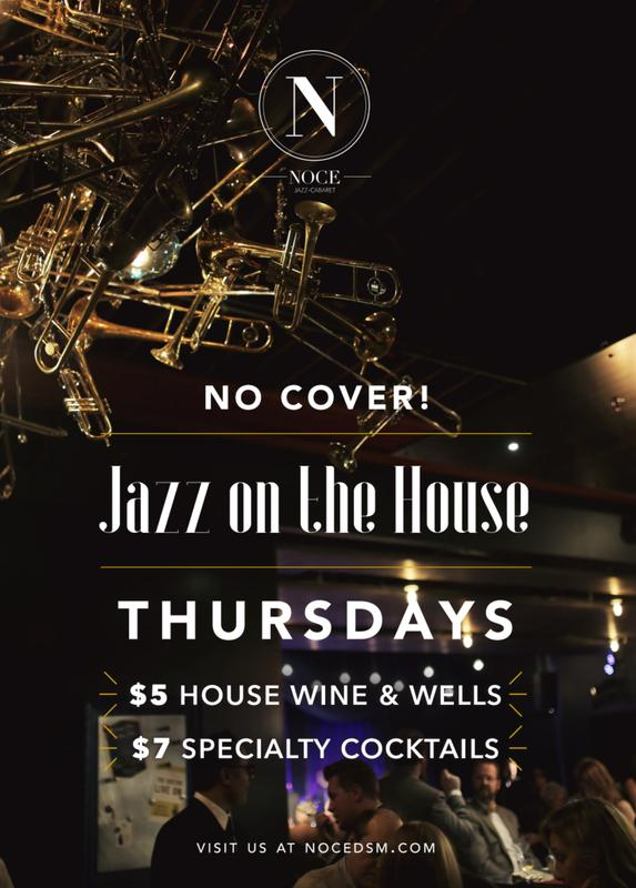 Jazz on the House with Paige Harpin