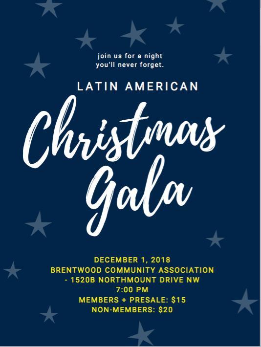 LASA Christmas Gala