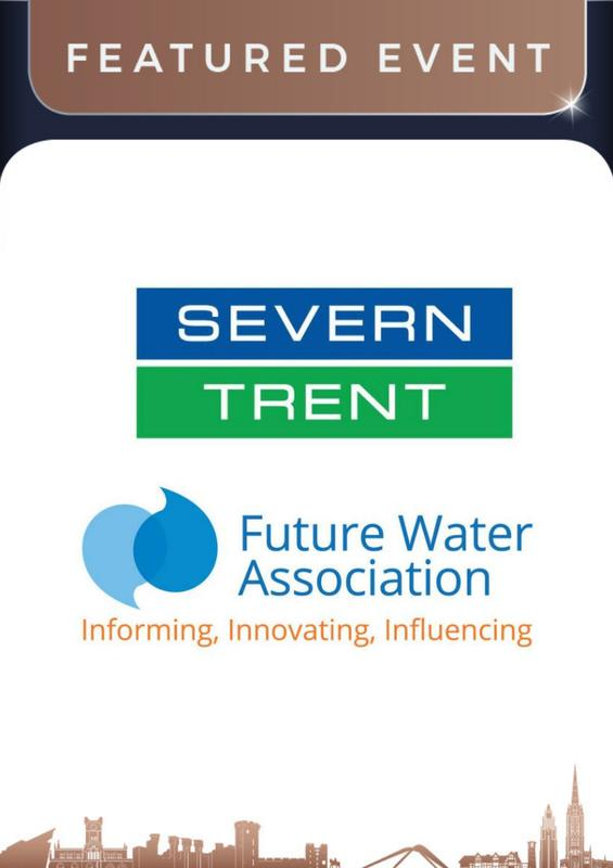 The Future is Blue - Shaping the Future of the Water Sector Together