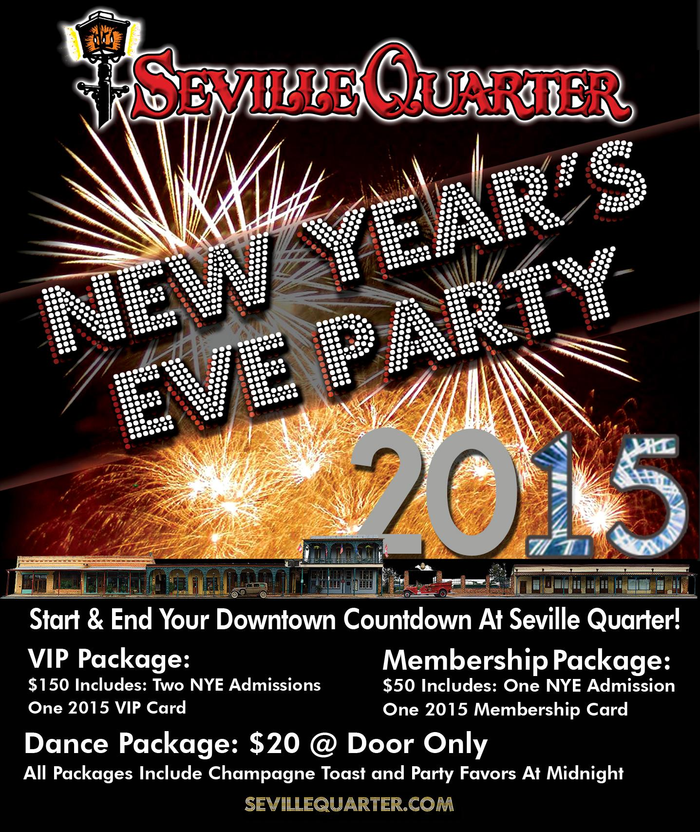 Pensacola New Years Eve 2014