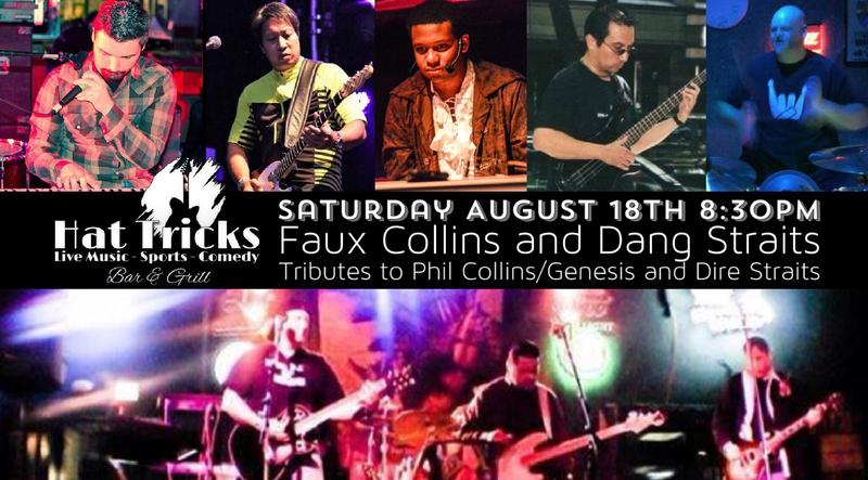 Faux Collins and Dang Straits