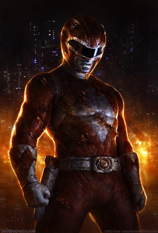20th Anniversary-Mighty Morphin Power Ranger's Movie Screening