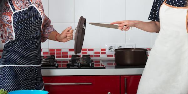Kitchen Witches by Caroline Smith
