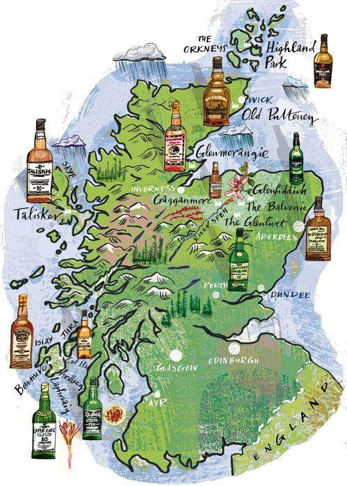 The Scottish Exploration - Scotch Whisky Dinner at The Haven ($85)