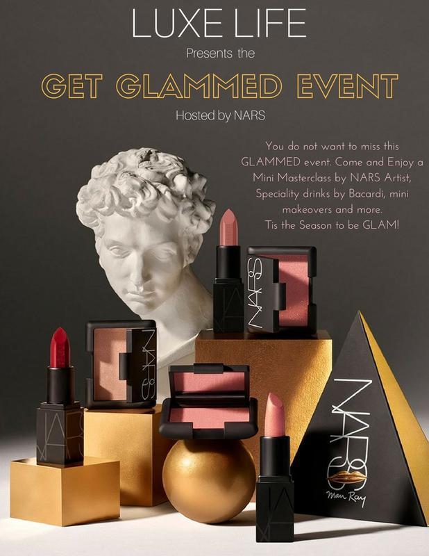 Get GLAMMED Event