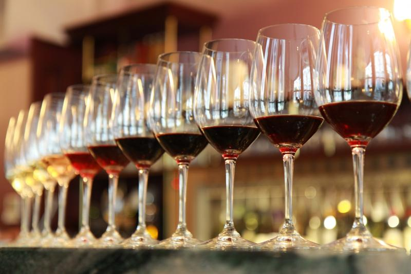 Wine and Dine: Lunch & Winemaker Wine Pairing