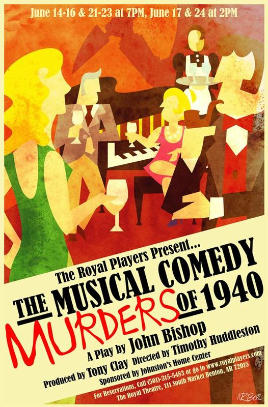 Musical Comedy Murders of 1940
