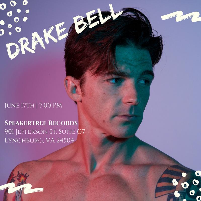 Drake Bell at Speakertree