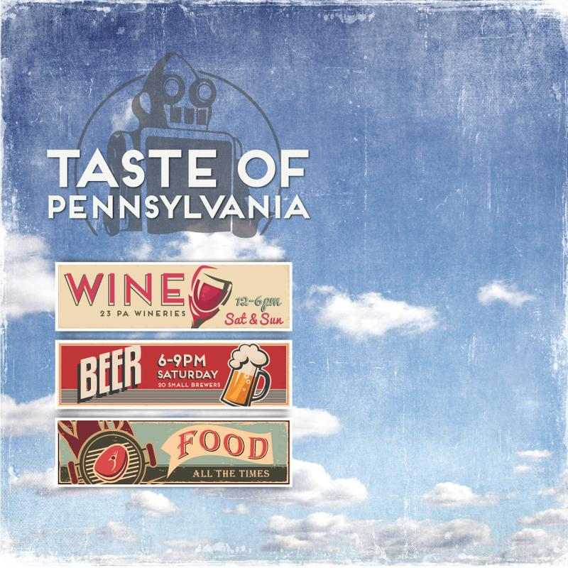 Taste of Pennsylvania: Wine and Music Festival