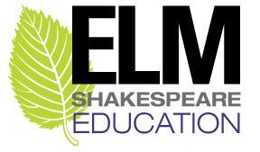 Homespun Shakespeare